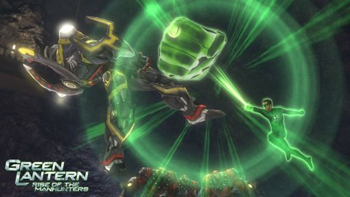 Green Lantern: Rise of the Manhunters - Screenshots - Bild 17
