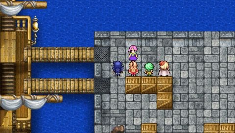 Final Fantasy IV: The Complete Collection - Screenshots - Bild 7