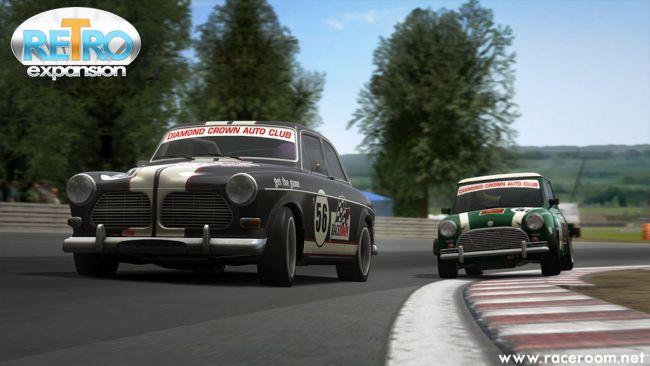 Race 07 Expansion: Retro Pack - Screenshots - Bild 3