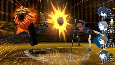 Shin Megami Tensei: Persona 3 Portable - Screenshots - Bild 1
