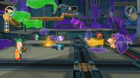 Phineas and Ferb: Across the Second Dimension - Screenshots - Bild 7