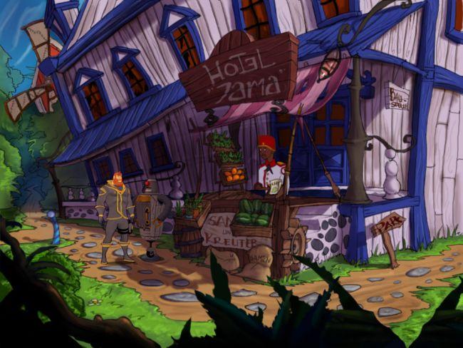 Kaptain Brawe: A Brawe New World - Screenshots - Bild 3