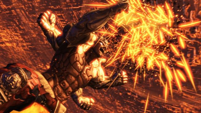 Asura's Wrath - Screenshots - Bild 8