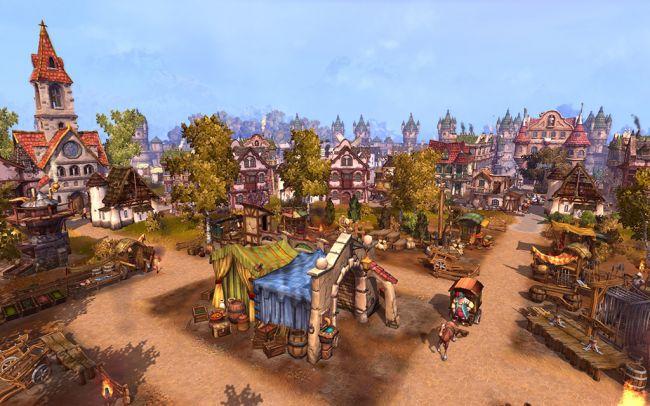 Die Siedler 7 DLC Pack 4: Die Zwei Könige - Screenshots - Bild 1