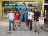 Spendenaktion für Japan Fotos von Supermans Heimreise - Artworks - Bild 1