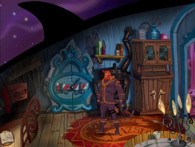 Kaptain Brawe: A Brawe New World - Screenshots - Bild 1