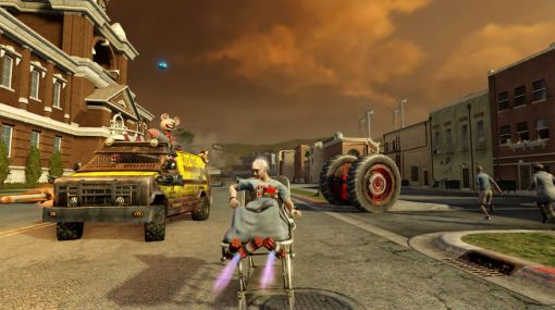 Twisted Metal - Screenshots - Bild 9