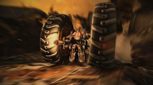 Twisted Metal - Screenshots - Bild 1