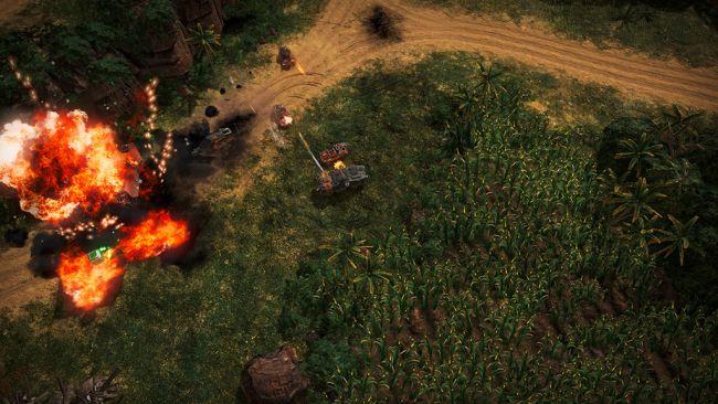 Renegade Ops - Screenshots - Bild 2