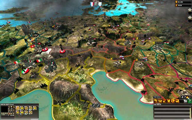 Storm: Frontline Nation - Screenshots - Bild 1