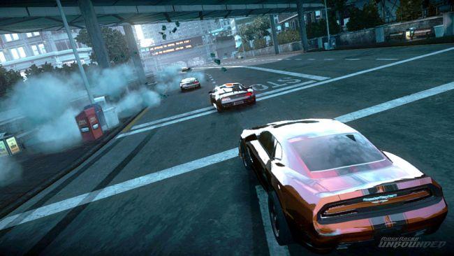 Ridge Racer Unbounded - Screenshots - Bild 5