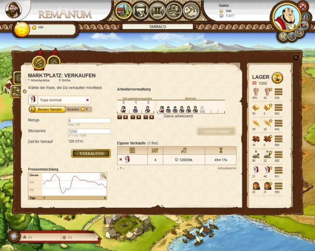 Remanum - Screenshots - Bild 1