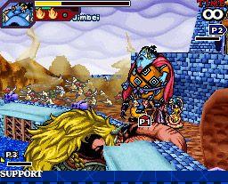 One Piece: Gigant Battle - Screenshots - Bild 15