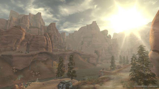 Fallout: New Vegas DLC: Honest Hearts - Screenshots - Bild 1