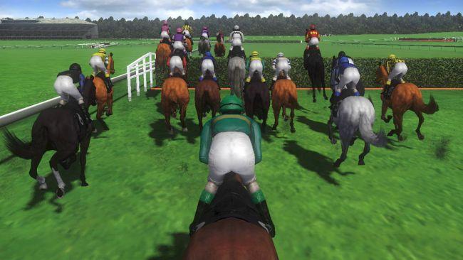 Champion Jockey: G1 Jockey & Gallop Racer - Screenshots - Bild 3