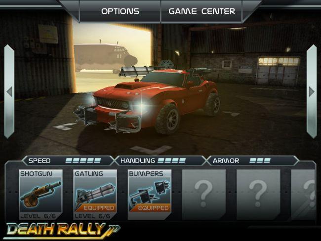 Death Rally - Screenshots - Bild 1