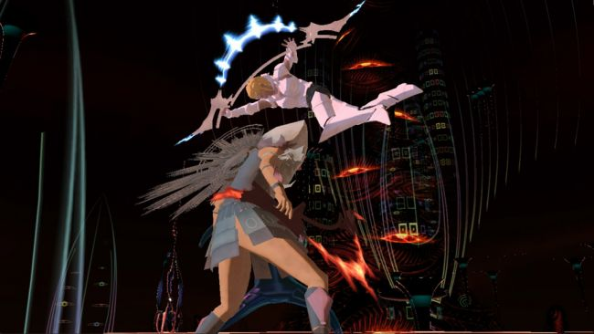 El Shaddai: Ascension of the Metatron - Screenshots - Bild 4