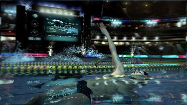 Michael Phelps: Push the Limit - Screenshots - Bild 1