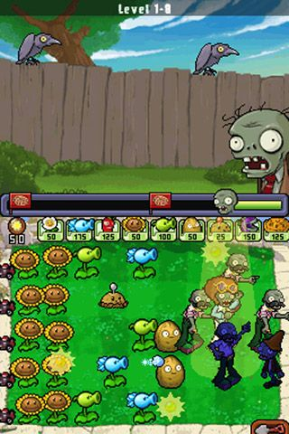 Pflanzen gegen Zombies - Screenshots - Bild 4