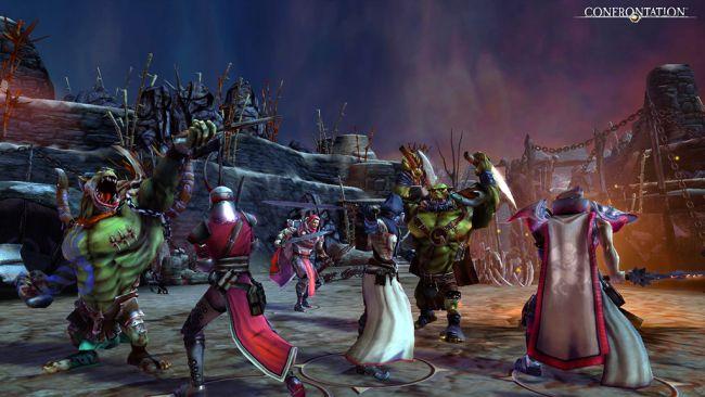 Confrontation - Screenshots - Bild 2