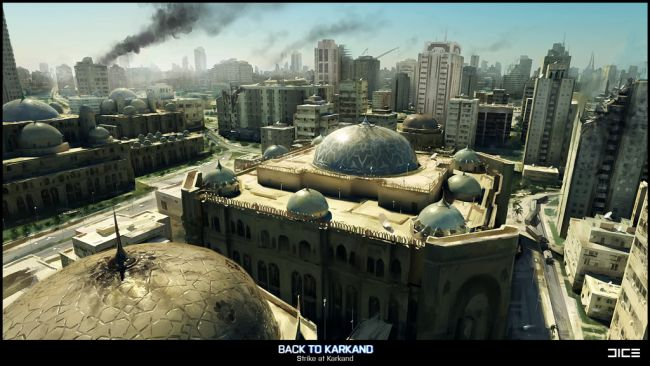 Battlefield 3 Back to Karkand - Multiplayer-Paket - Artworks - Bild 2