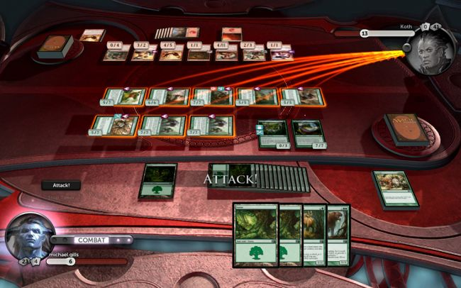 Magic: The Gathering - Duels of the Planeswalkers 2012 - Screenshots - Bild 17
