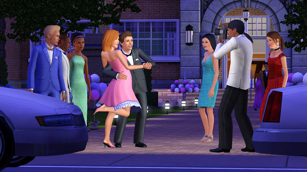 how to take screenshots in sims 3