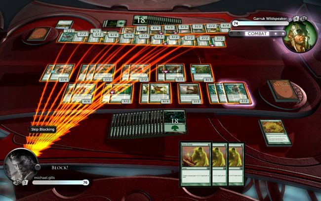 Magic: The Gathering - Duels of the Planeswalkers 2012 - Screenshots - Bild 11