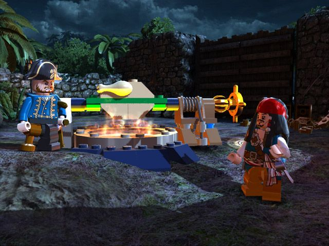 LEGO Pirates of the Caribbean: Das Videospiel - Screenshots - Bild 25