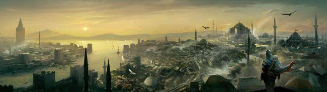 Assassin's Creed: Revelations - Artworks - Bild 1