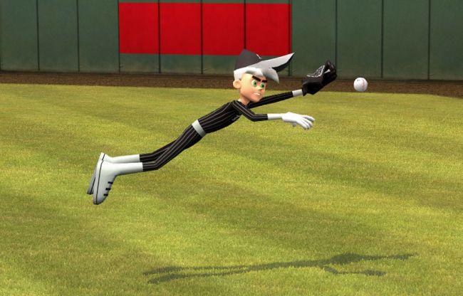 Nicktoons MLB - Screenshots - Bild 3