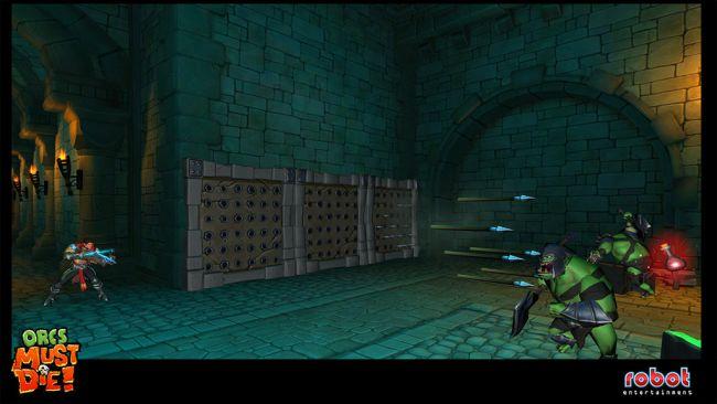 Orcs Must Die! - Screenshots - Bild 1