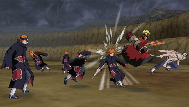 Naruto Shippuden: Ultimate Ninja Impact - Screenshots - Bild 1