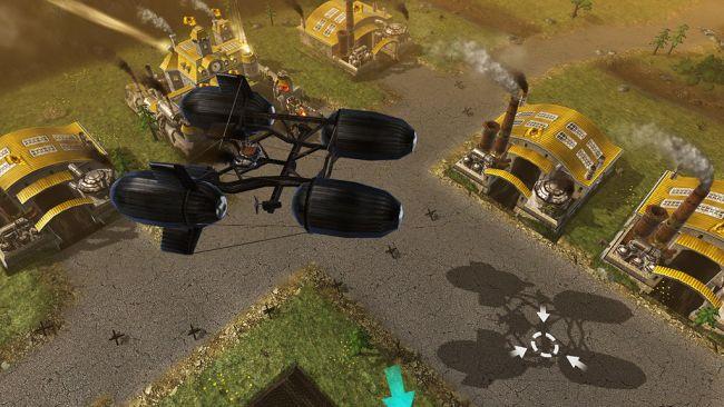 Steel Legions - Screenshots - Bild 1
