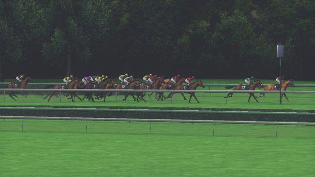 Champion Jockey: G1 Jockey & Gallop Racer - Screenshots - Bild 1