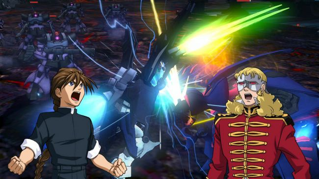Dynasty Warriors: Gundam 3 - Screenshots - Bild 21