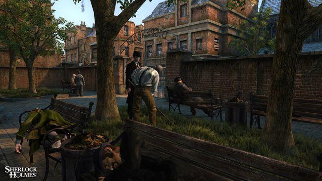The Testament of Sherlock Holmes - Screenshots - Bild 4