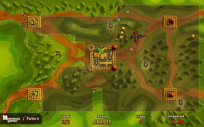 Fortix 2 - Screenshots - Bild 2