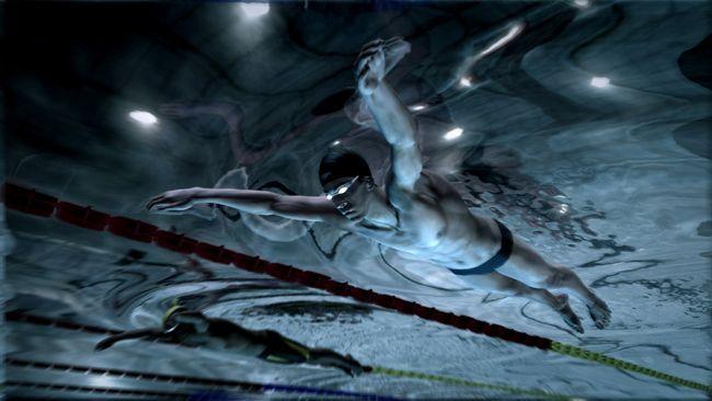 Michael Phelps: Push the Limit - Screenshots - Bild 5
