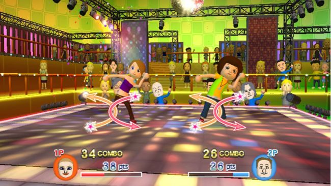 ExerBeat - Screenshots - Bild 1