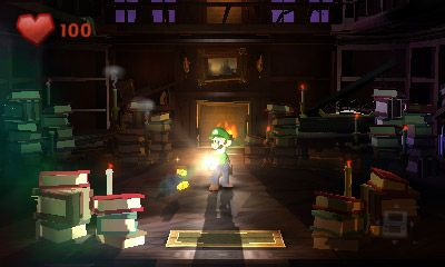 Luigi's Mansion 2 - Screenshots - Bild 10
