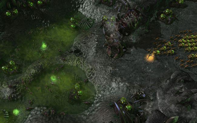 StarCraft II: Heart of the Swarm - Screenshots - Bild 5