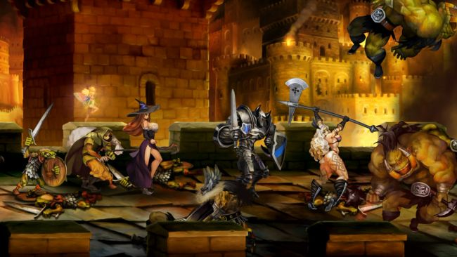 Dragon's Crown - Screenshots - Bild 4
