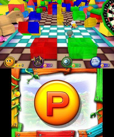 Pac-Man Party 3D - Screenshots - Bild 7