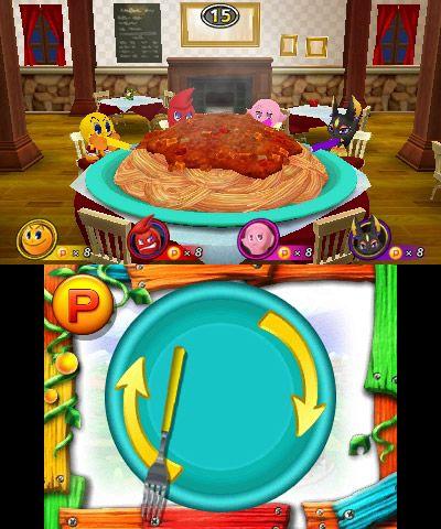 Pac-Man Party 3D - Screenshots - Bild 1