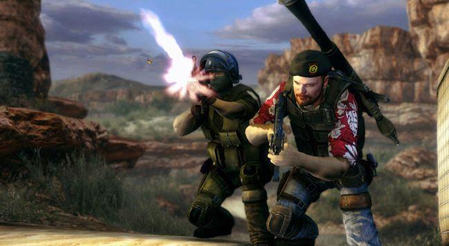 War Inc. Battlezone - Screenshots - Bild 3