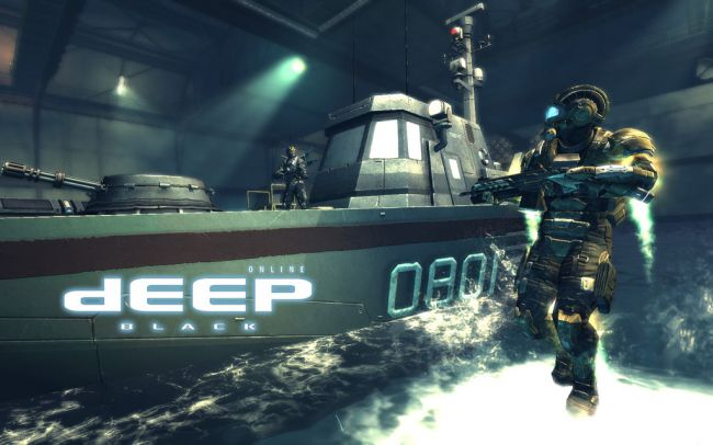 Deep Black Online - Screenshots - Bild 2