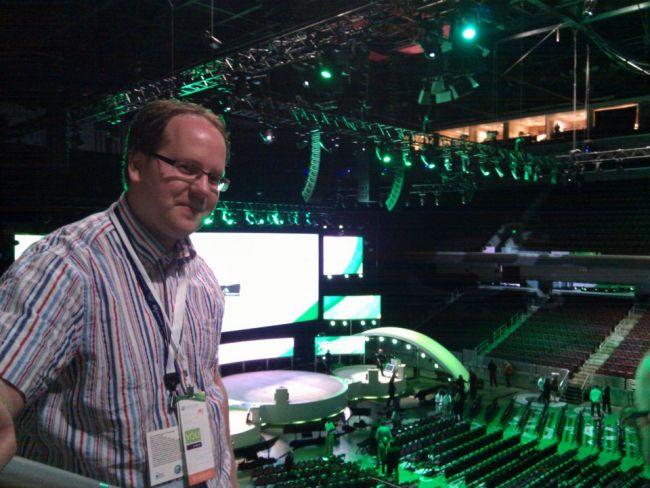 E3 2011 Fotos: Microsoft Pressekonferenz - Artworks - Bild 2