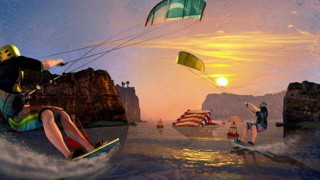 MotionSports Adrenaline - Screenshots - Bild 5