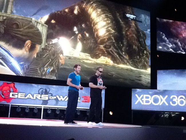 E3 2011 Fotos: Microsoft Pressekonferenz - Artworks - Bild 24